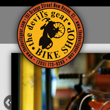 The Devil's Gear Bike Shop