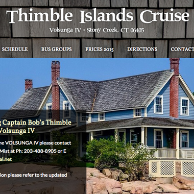 Thimble Islands Cruise